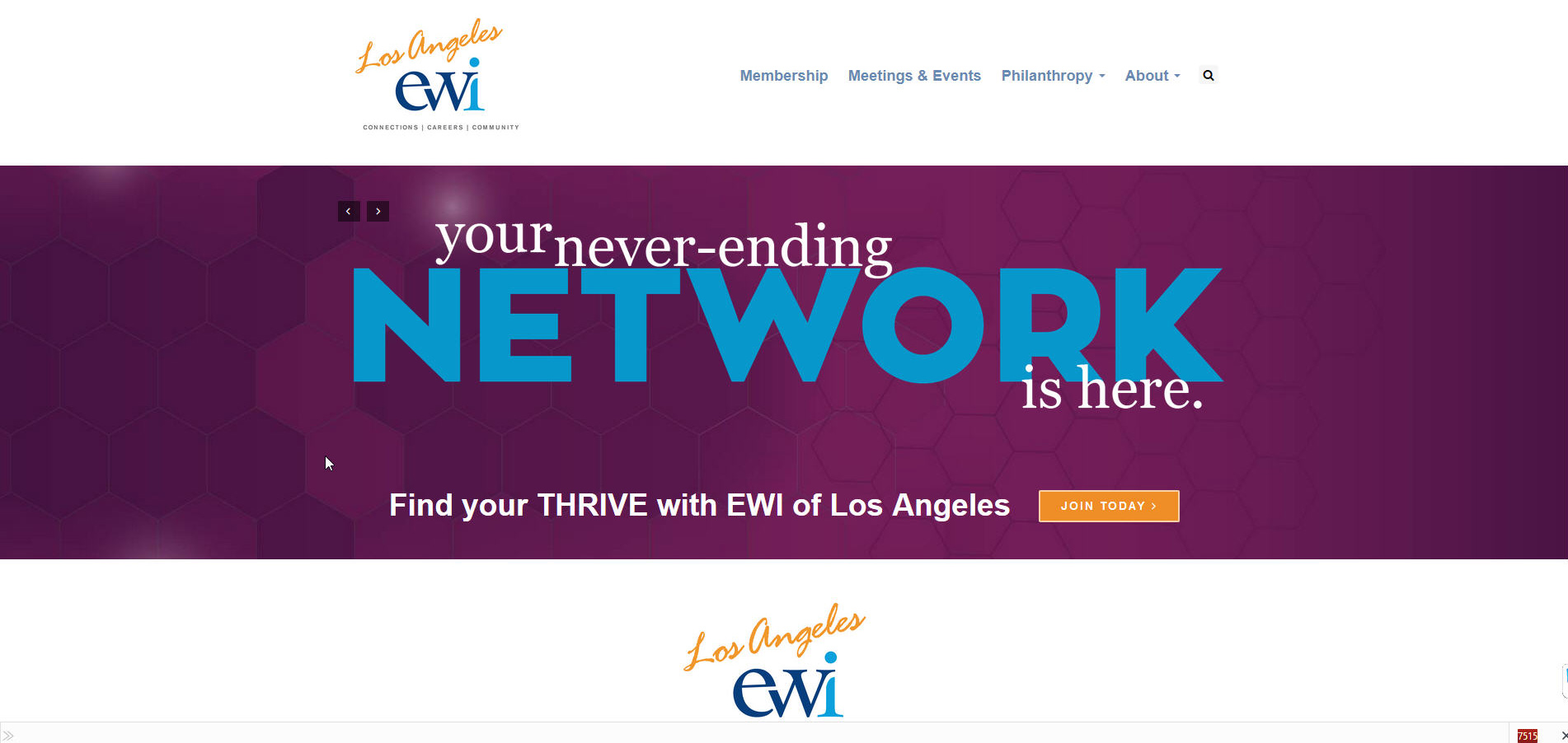 EWI Los Angeles Chapter